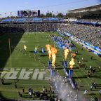 Is poor attendance for Los Angeles Chargers preseason games a concern?