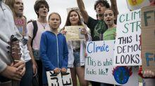 Greta Thunberg spricht im US-TV über das Klima – und erntet Lacher