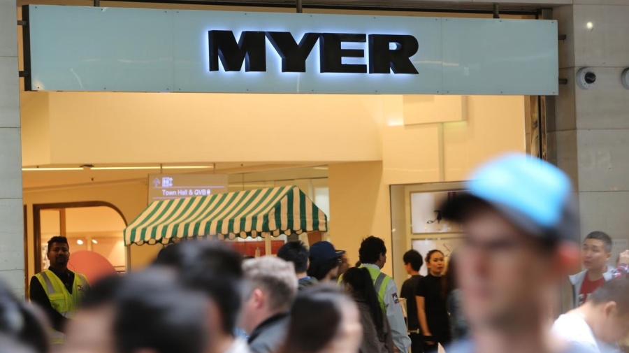 Myer denies disclosure obligation breach