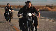 'Game of Thrones' Star Jason Momoa Rides a Steel Horse in 'Road to Paloma'