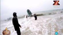 Mira las IMPACTANTES imágenes de la evacuación de los Supervivientes de la isla