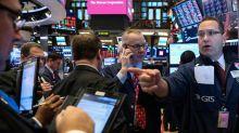 Wall Street drops 1 percent as health stocks weigh; Nasdaq erases 2018 gains