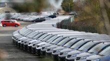 El mercado automovilístico europeo se desploma en marzo por el coronavirus