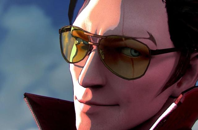 'No More Heroes III' pulls Travis into the garden of madness next year