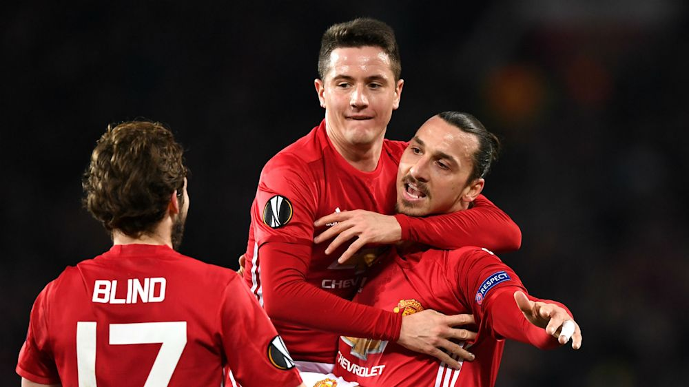 """Manchester United, Herrera : """"Ibrahimovic reviendra"""""""