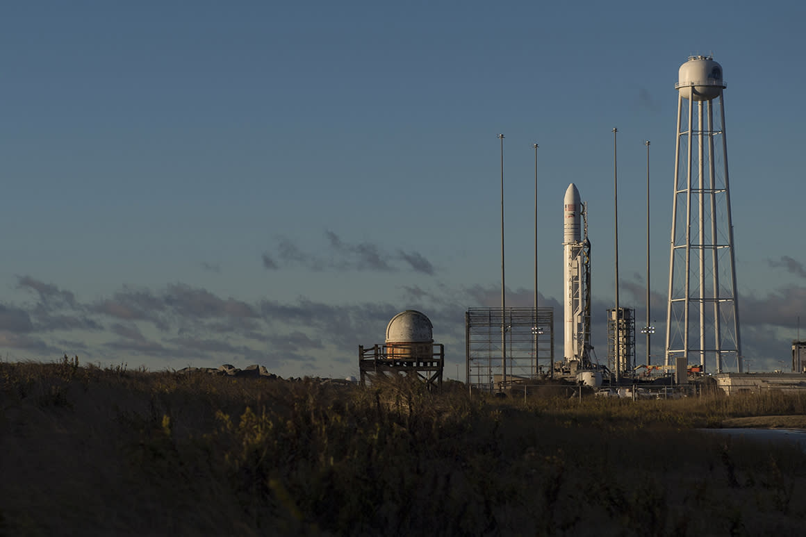Push for nuclear power in space sets off proliferation debate