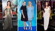 This week's celebrity fashion: Kim Kardashian, Reese Witherspoon, Rita Ora and more