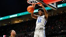 Report: Hornets eyeing Memphis center James Wiseman with No. 3 pick