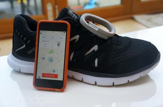 MapMyFitness for iPhone lets you see all your activity in one place
