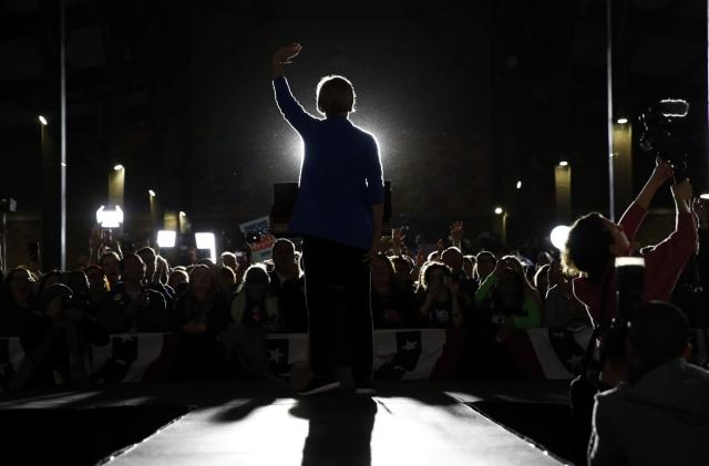 What does the end of Elizabeth Warren's campaign mean for big tech?