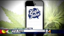 Denver Man Hopes To Cash In On Dating App For Pot Smokers