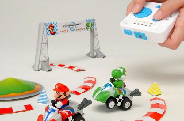 Remote Control Mario Kart toys tested, don't drift but do shoot (video)