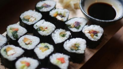 Come preparare i sushi maki