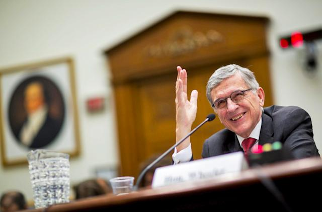 FCC Chair proposes new data privacy rules for consumers