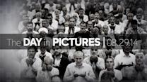 Day in Pictures: 8/29/14