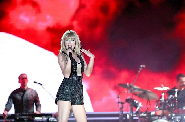 Taylor Swift is getting back together with Spotify