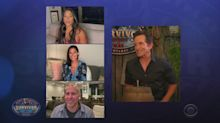Jeff Probst announces winner of historic 'Survivor' season from his garage