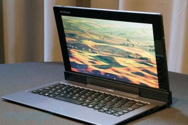 Lenovo IdeaTab Lynx: an 11.6-inch Windows 8 hybrid arriving in December for $600 and up