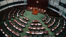 Hong Kong legislature starts voting on China national anthem bill