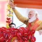 India PM Modi lays foundation for Ayodhya Ram temple amid Covid surge