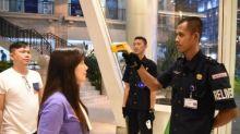 Protokol Kesehatan Tetap Ketat di Central Park Mall Jakarta.