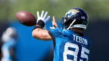 George Kittle explains why Tim Tebow wasn't invited to Tight End University