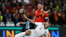 Eric Dier insists England won't be bullied after 'putting marker down' with Sergio Ramos challenge