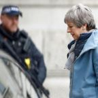 Returning to London, Britain's May faces mammoth task to change minds on Brexit