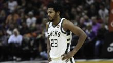 Officer in arrest of Bucks' Sterling Brown fired for social media posts