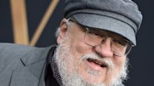 George R.R. Martin says HBO adaptation of 'GoT' 'wasn't very good' for him and 'slowed down' his writing