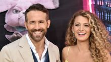 Ryan Reynolds shares first pic of third child with Blake Lively