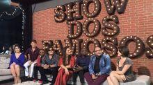 'Show dos Famosos' chega ao fim, e artistas dizem quão desafiador foi estar na atração