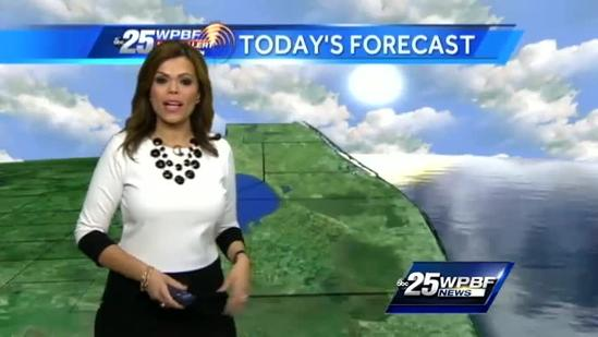 First Alert Forecast: Windy, wet, warm Tuesday on tap