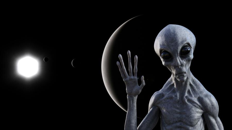 Lo que los alienígenas muertos podrían enseñar sobre la sobrevivencia humana