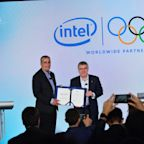 A new Intel deal will bring the Olympics in 5G and VR