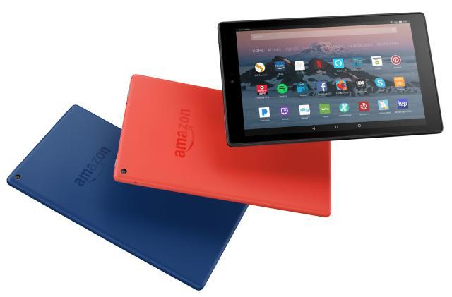 Amazon's $150 Fire tablet summons Alexa hands-free