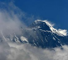 China is setting up a 'line of separation' on top of Mount Everest to isolate climbers going up the Tibetan side from a COVID-19 outbreak on the Nepalese side