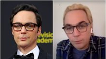 Jim Parsons Dyed His Hair Blond To 'Shake Things Up' In Lockdown