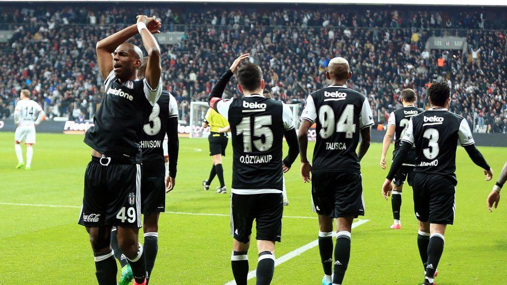 Avant OL-Besiktas, les Aigles règnent enfin sur Istanbul