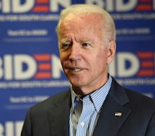 Joe Biden denies reports that he's considering serving only one term as president because of his age