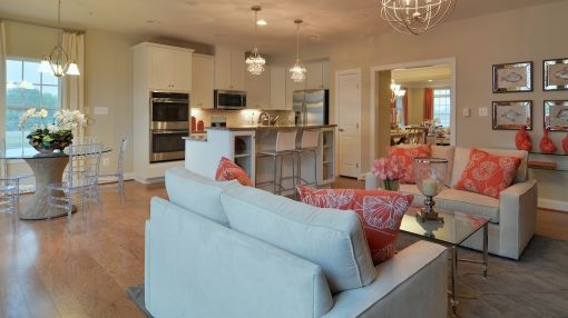 Fairfax Co. hottest selling community in Oak Hill