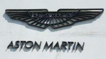 Aston Martin's losses grow as sales tumble