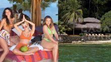 Ilha de Bruna, Manu e ex-BBBs tem diária de R$ 18 mil; detalhes