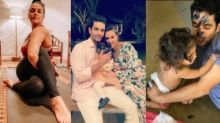 Neha Dhupia is Loving Her Full Time Mommy Duties During Quarantine