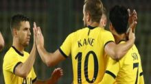 Europa League: Tottenham literally move the goalposts to win in Macedonia, AC Milan survive without Zlatan Ibrahimovic