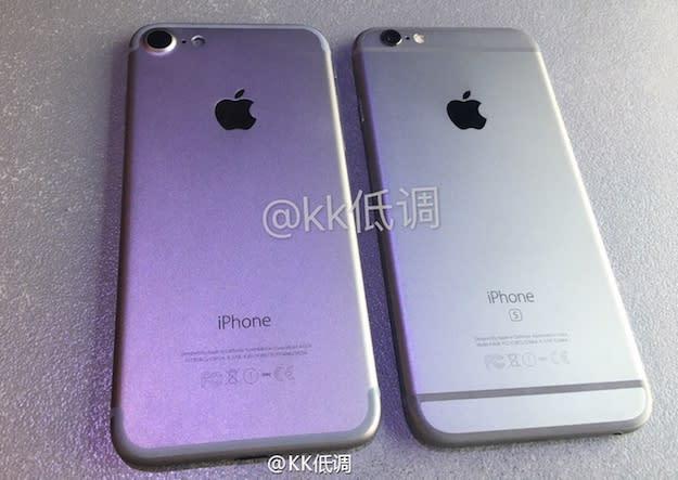 photo iphone 7 vs iphone 6