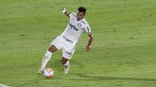 Após empate, Menino revela pedido de Luxa: 'Não podíamos perder'