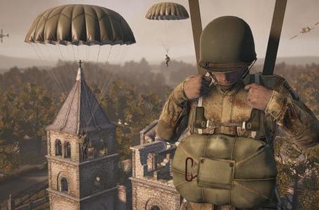 Heroes & Generals adds paratroopers, new uniforms