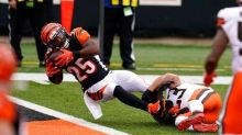 Bengals Get More Bad News When Concussion Sidelines Bernard