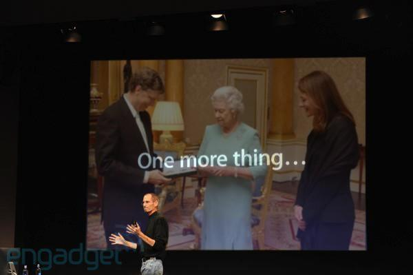 Steve Jobs' knighthood rejected by Gordon Brown?